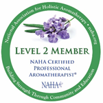 NAHA Logo - Canyon Aromatics